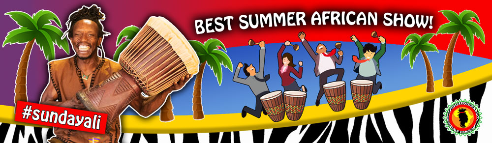 Best summer african show for corporate
