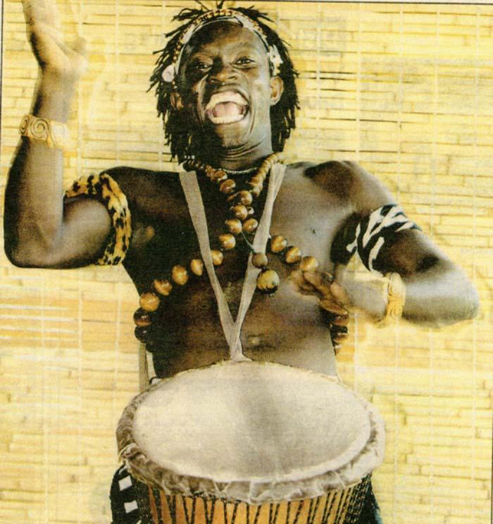 Drummer beats a class act